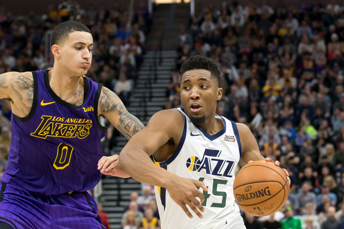 181290dd37e6 Lakers vs. Jazz Preview  Tank will probably get back on track in second  game of back-to-back