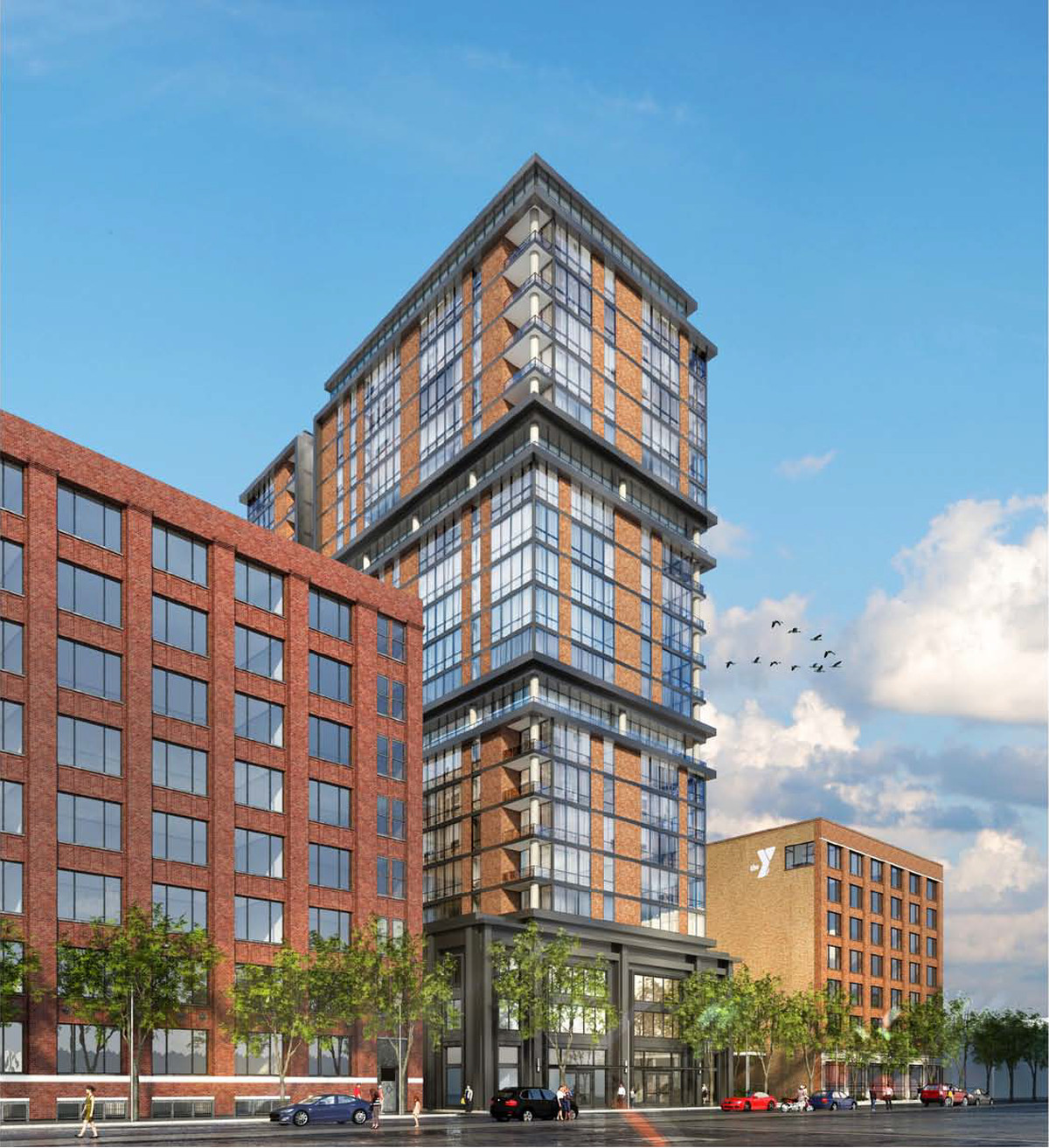 West Loop Apartments: Hundreds More Apartments Proposed For Chicago's West Loop