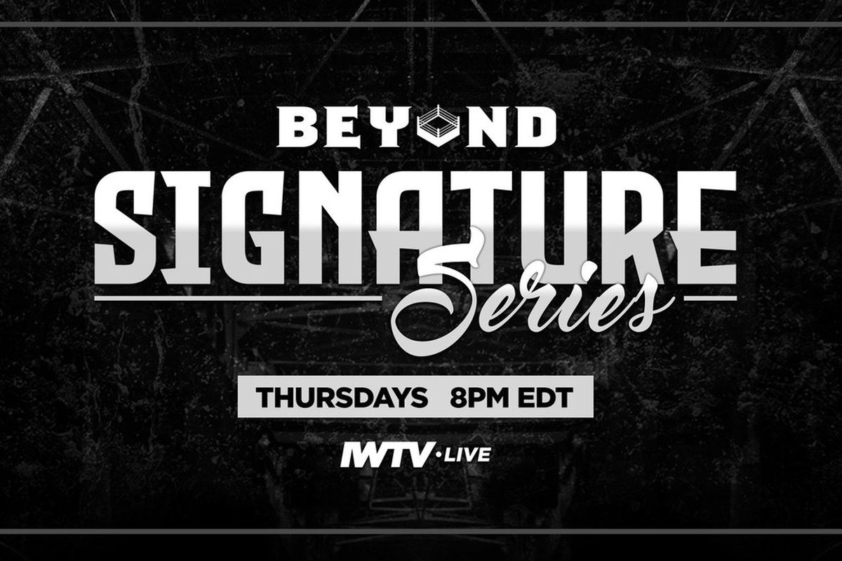 Poster for Beyond Signature Series
