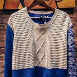 Sweater, $123