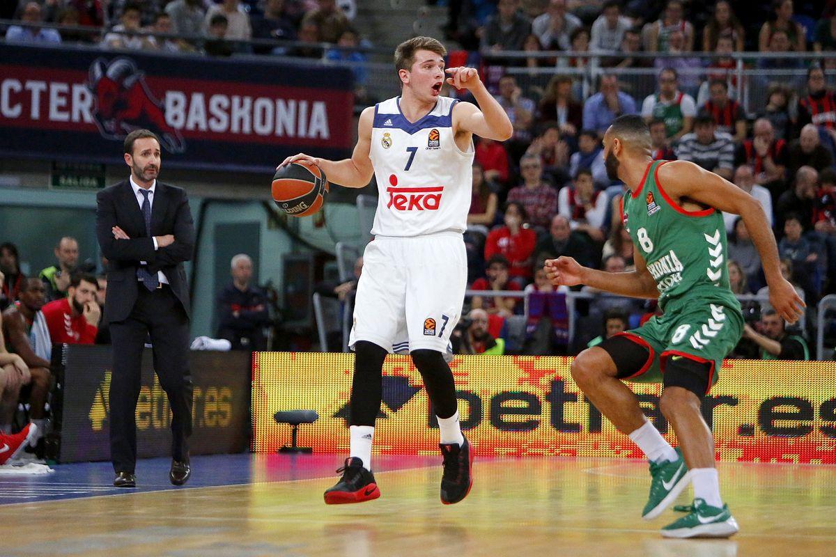 NBA mock draft 2018  Phoenix Suns should choose Luka Doncic at No. 1