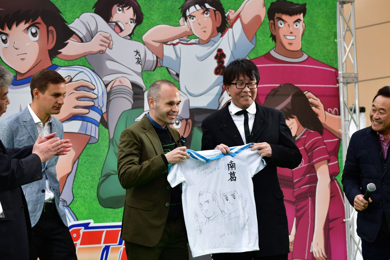 When Captain Tsubasa Joined FC Barcelona - episode 39