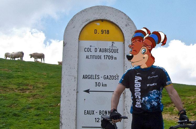 tourbecco climbs aubisque