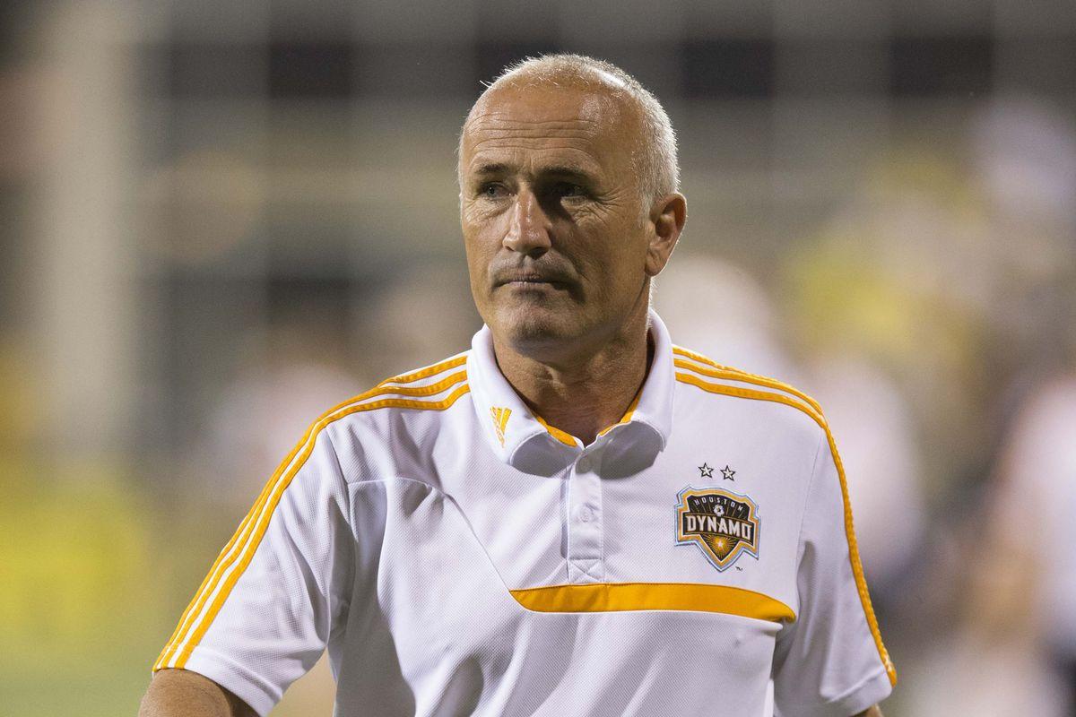 The next head coach of the San Jose Earthquakes?