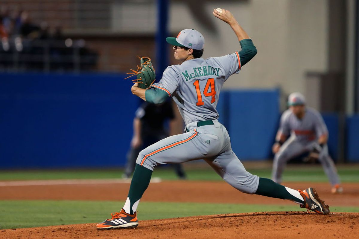 Miami Hurricanes News & Notes: Canes pitcher drafted by Rays, Diaz considers another trip to the transfer por…