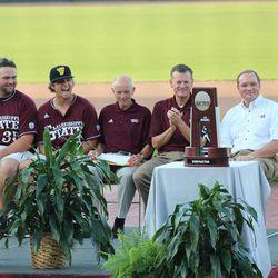 Celebrating the best season in MSU history