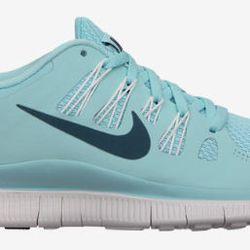 "<b>Nike</b> Free 5.0, <a href=""http://store.nike.com/us/en_us/pd/free-5-running-shoe/pid-829076/pgid-670502"">$100</a>"
