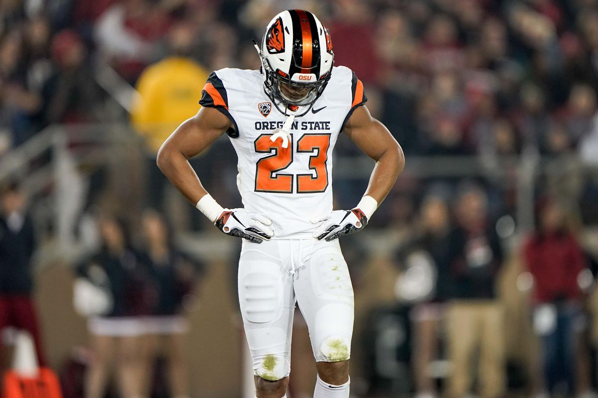NCAA Football: Oregon State at Stanford