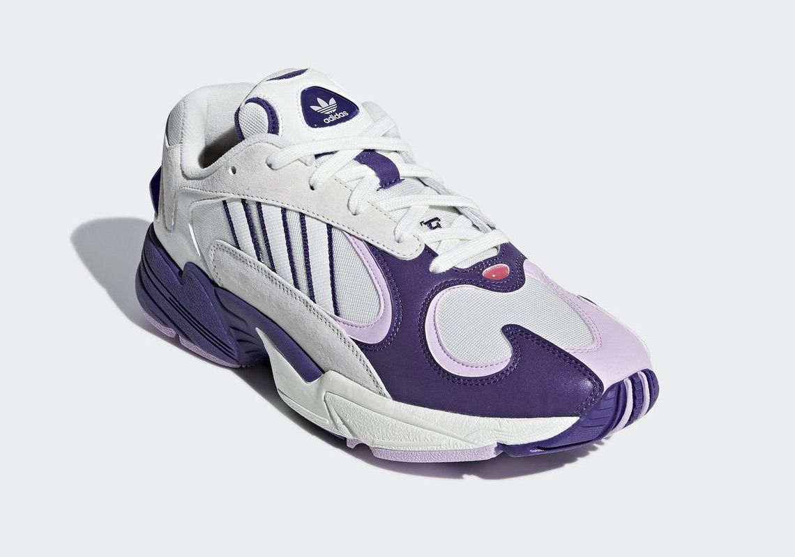 the latest ca992 6f982 The Adidas Yung-1 Frieza sneakers sneakernews.com