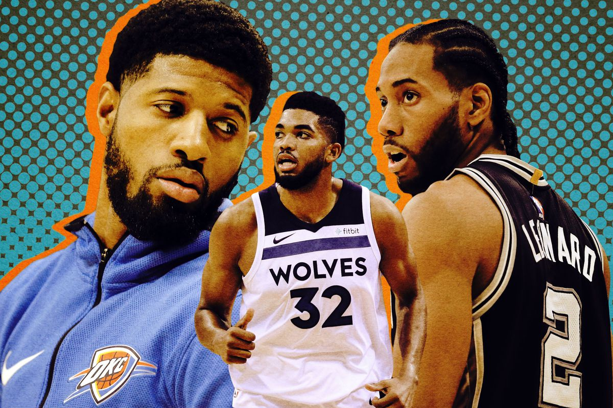 cf1963ed0 The Early NBA Offseason Rumor Roundup - The Ringer