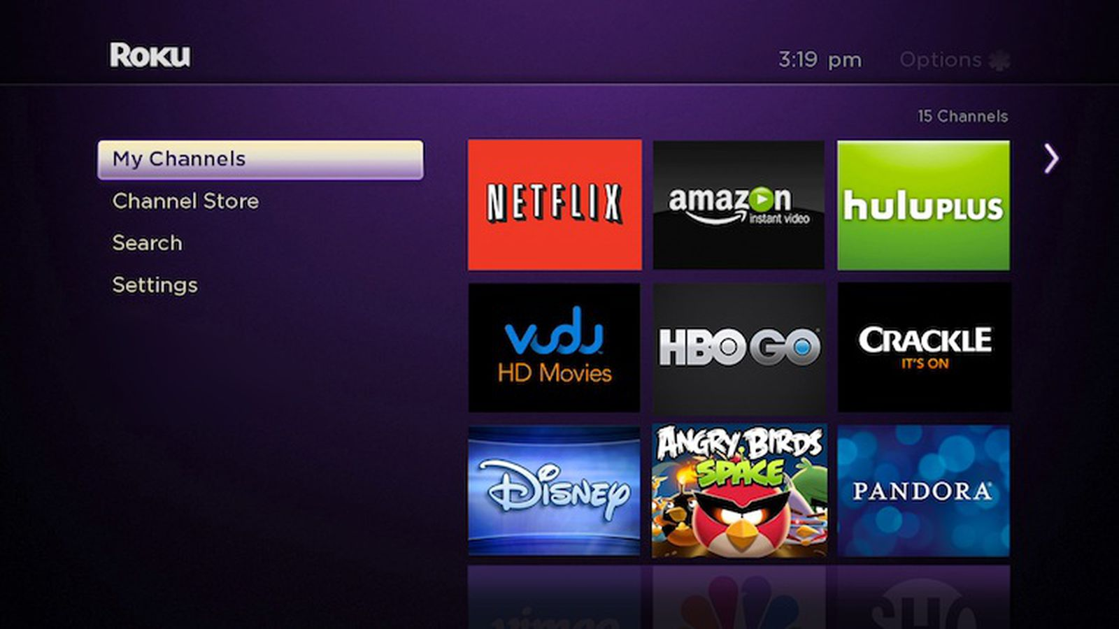 Roku Adding Live Streaming Apps For Watchespn And Disney