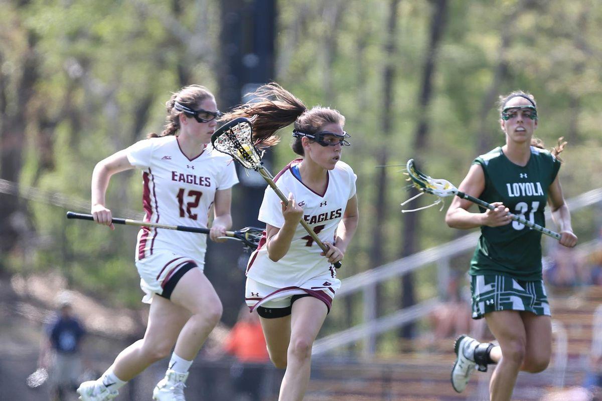 Kenzie Kent lacrosse