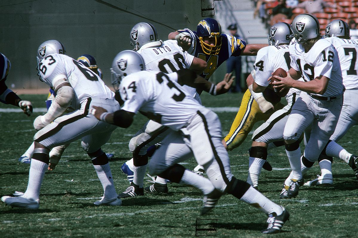 Oakland Raiders v San Diego Chargers