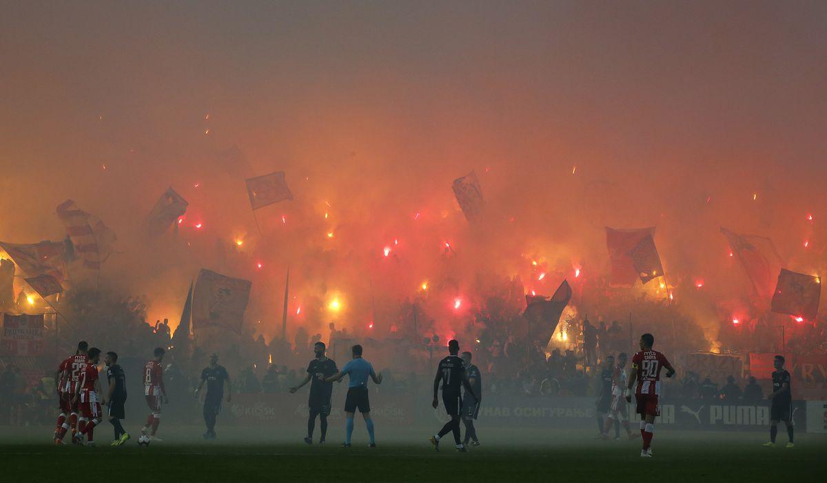 FK Crvena Zvezda v FK Partizan - Serbian Cup Final