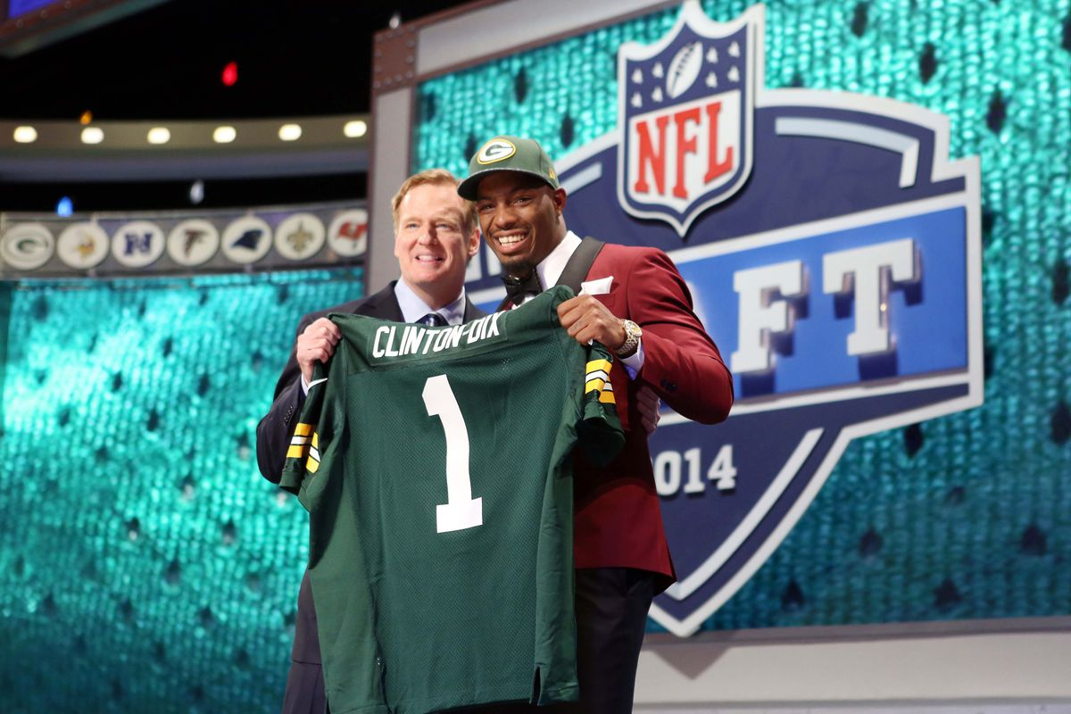 2014 NFL Draft Results  Meet the Green Bay Packers  Draft Picks ... b88b9c1d4