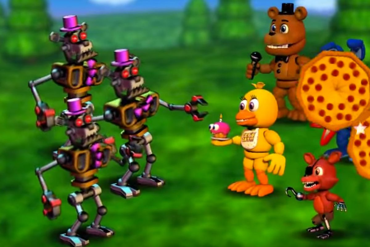 Five Nights At Freddy S World Arrives In February Polygon