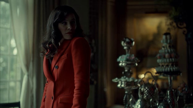 Alana goes to visit the Vergers on Hannibal.