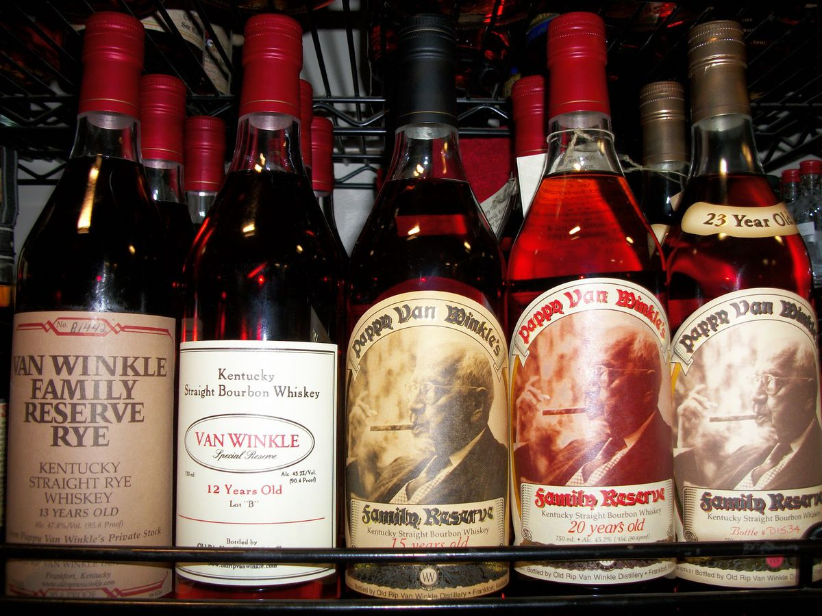 10 places to drink pappy van winkle in new york city any time of year