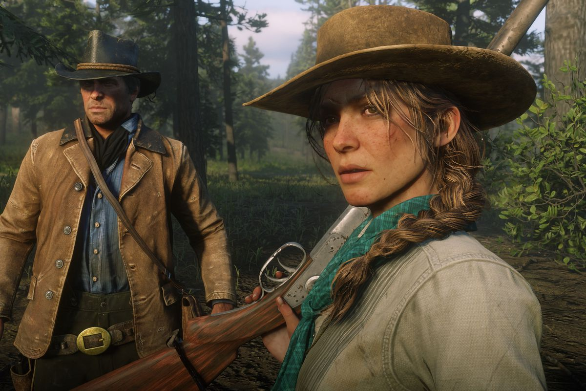 Red Dead Redemption 2's Pinkerton agents are at the center