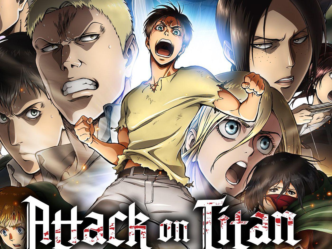 Attack On Titan Season 2 Premiere Date Announced Polygon