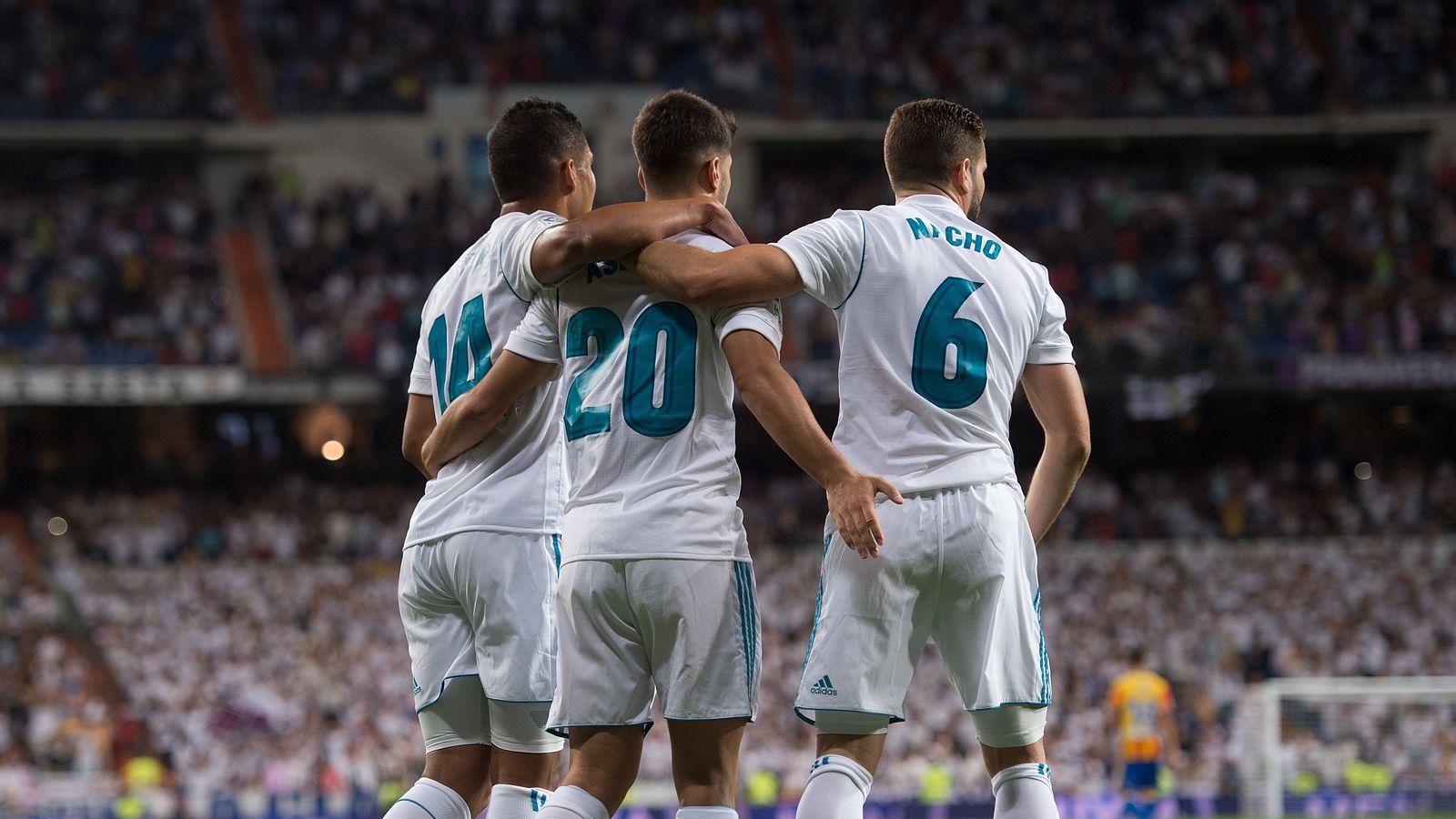 2 Real Madrid 2017 La Liga: Tactical Review: Real Madrid 2
