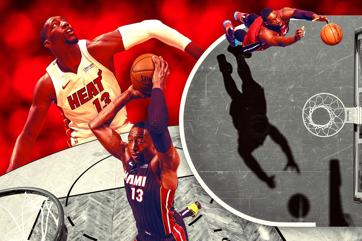 The Five Plays That Explain How Bam Adebayo Elevates The Heat The Ringer
