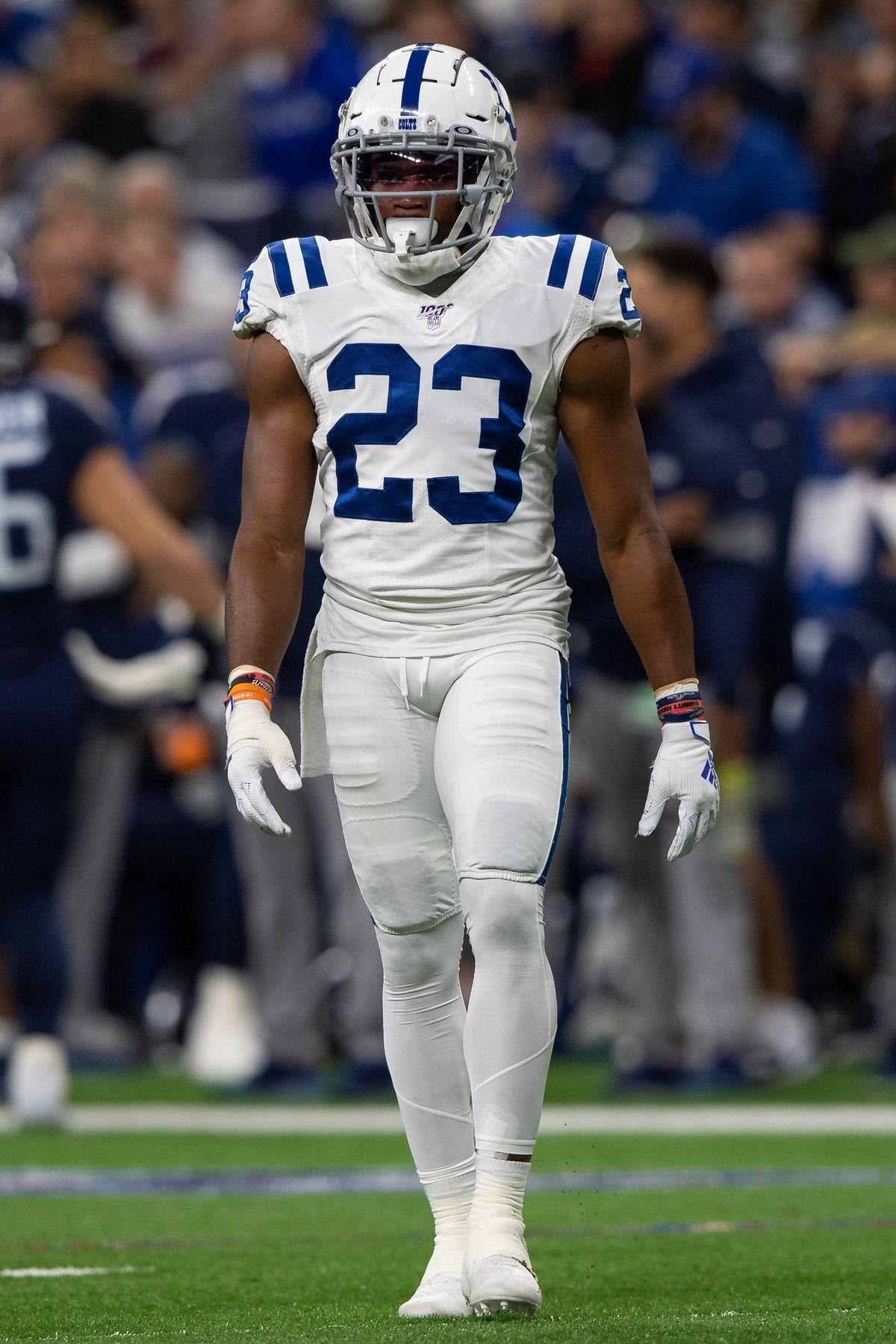 NFL: DEC 01 Titans at Colts