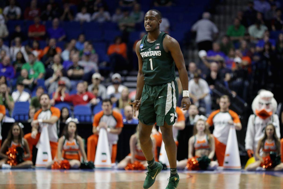NCAA Basketball Tournament - Michigan State v Miami