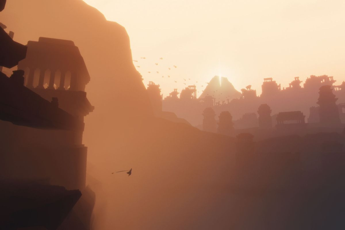 Here's why I won't be playing Journey on PlayStation 4 - Polygon