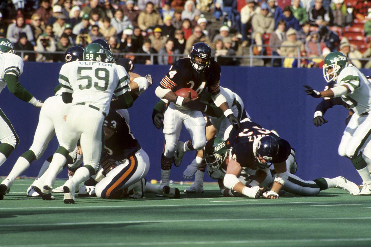 Chicago Bears vs New York Jets - December 14, 1985