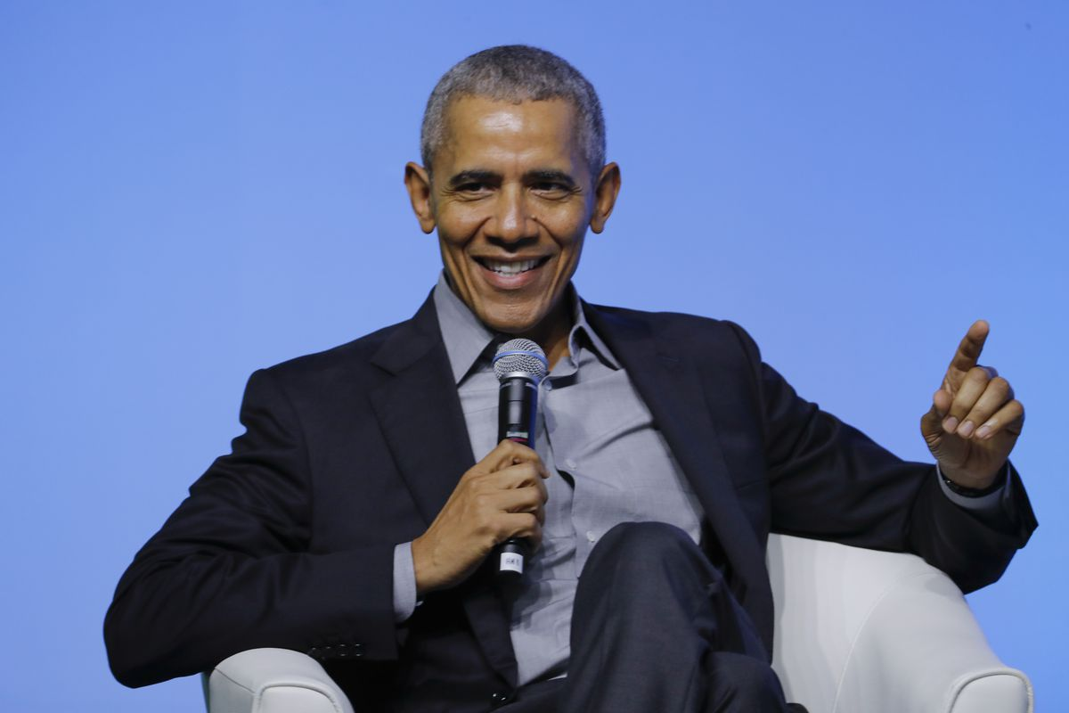 Former U.S. President Barack Obama has acquired a stake in the NBA's Africa business through his foundation.