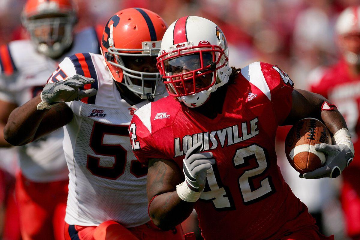 Syracuse Orange v University of Louisville Cardinals