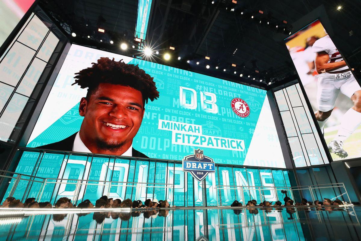 The Splash Zone 6/20/18: Miami Dolphins Get All Their Draft Picks ...