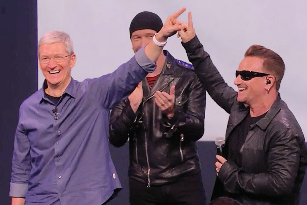 The Internet Wants to Know Where to Return Apple's Gift