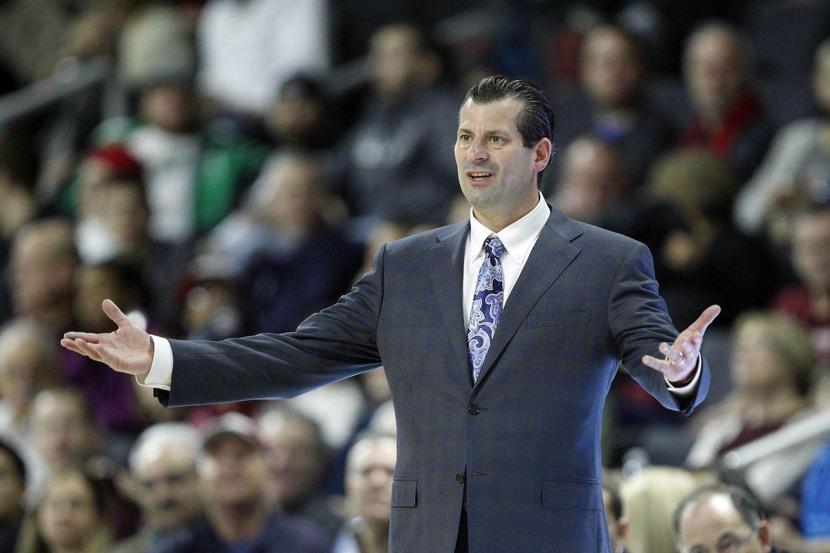 NCAA Basketball: Massachusetts at Providence