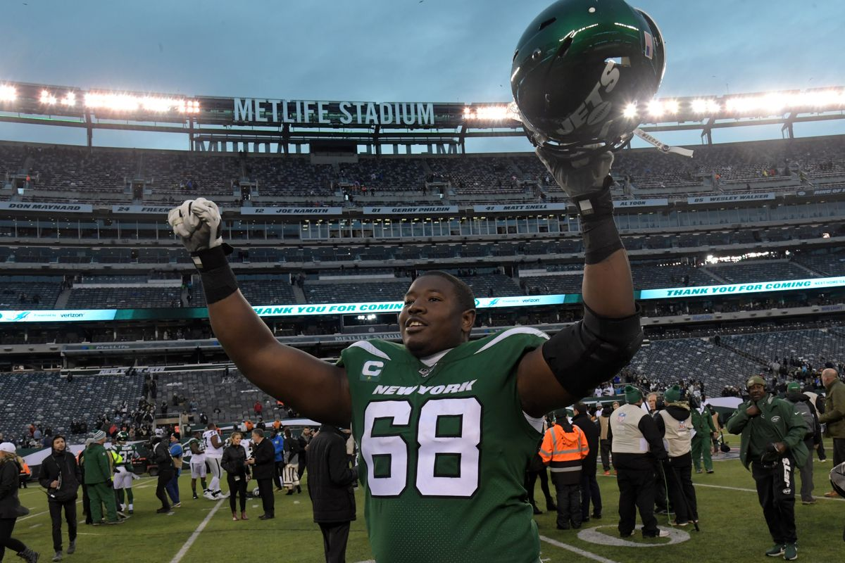 NFL: Oakland Raiders at New York Jets