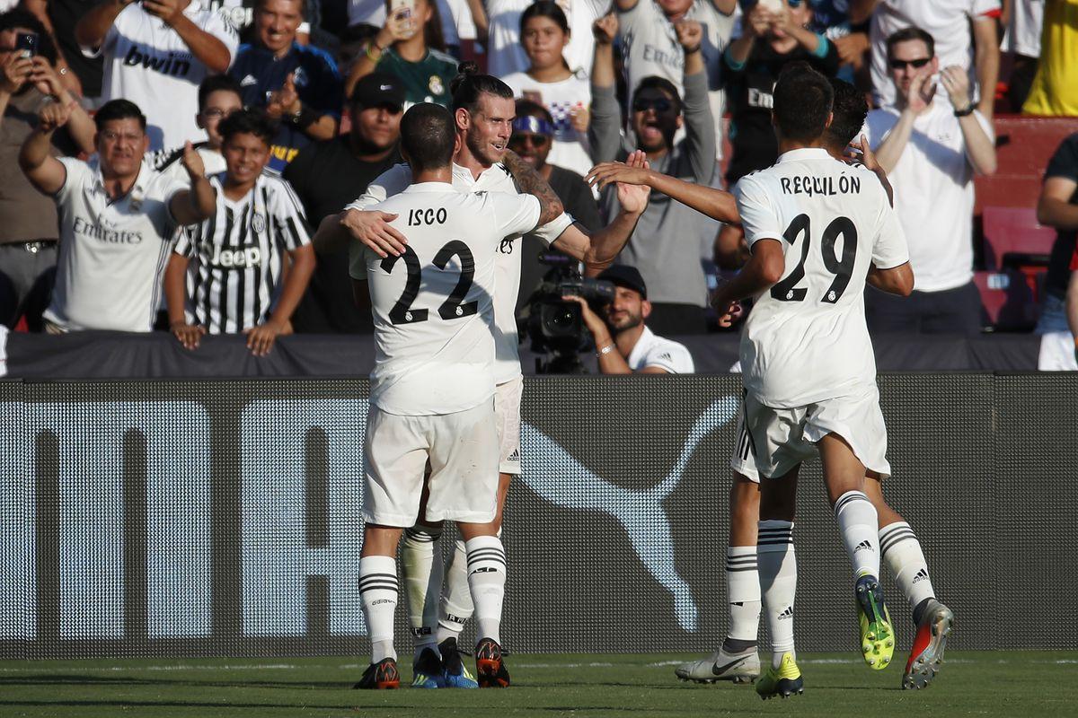 Real Madrid v Juventus - International Champions Cup 2018