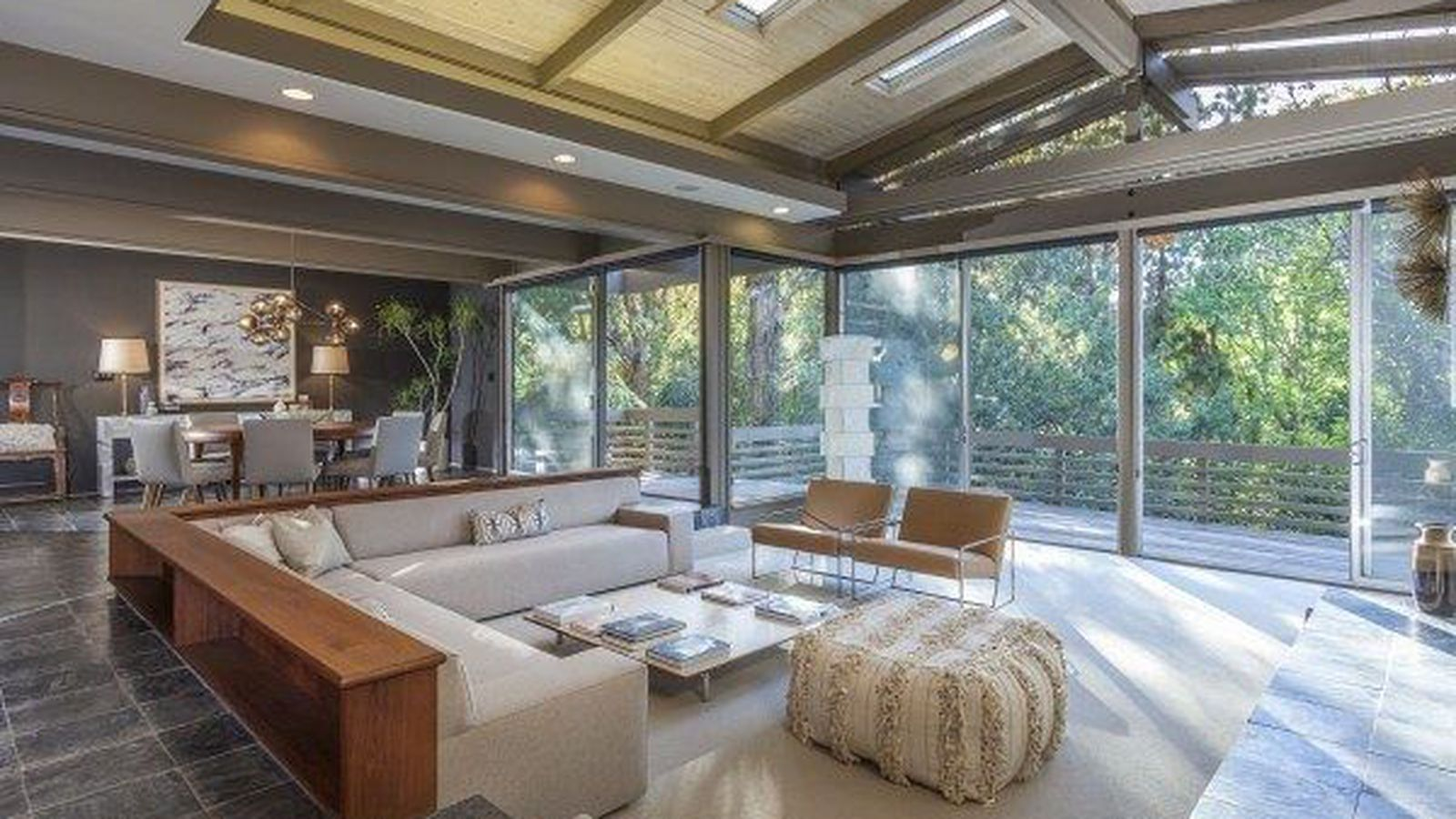 timeless ray kappe midcentury in encino asks 3 2m curbed la. Black Bedroom Furniture Sets. Home Design Ideas
