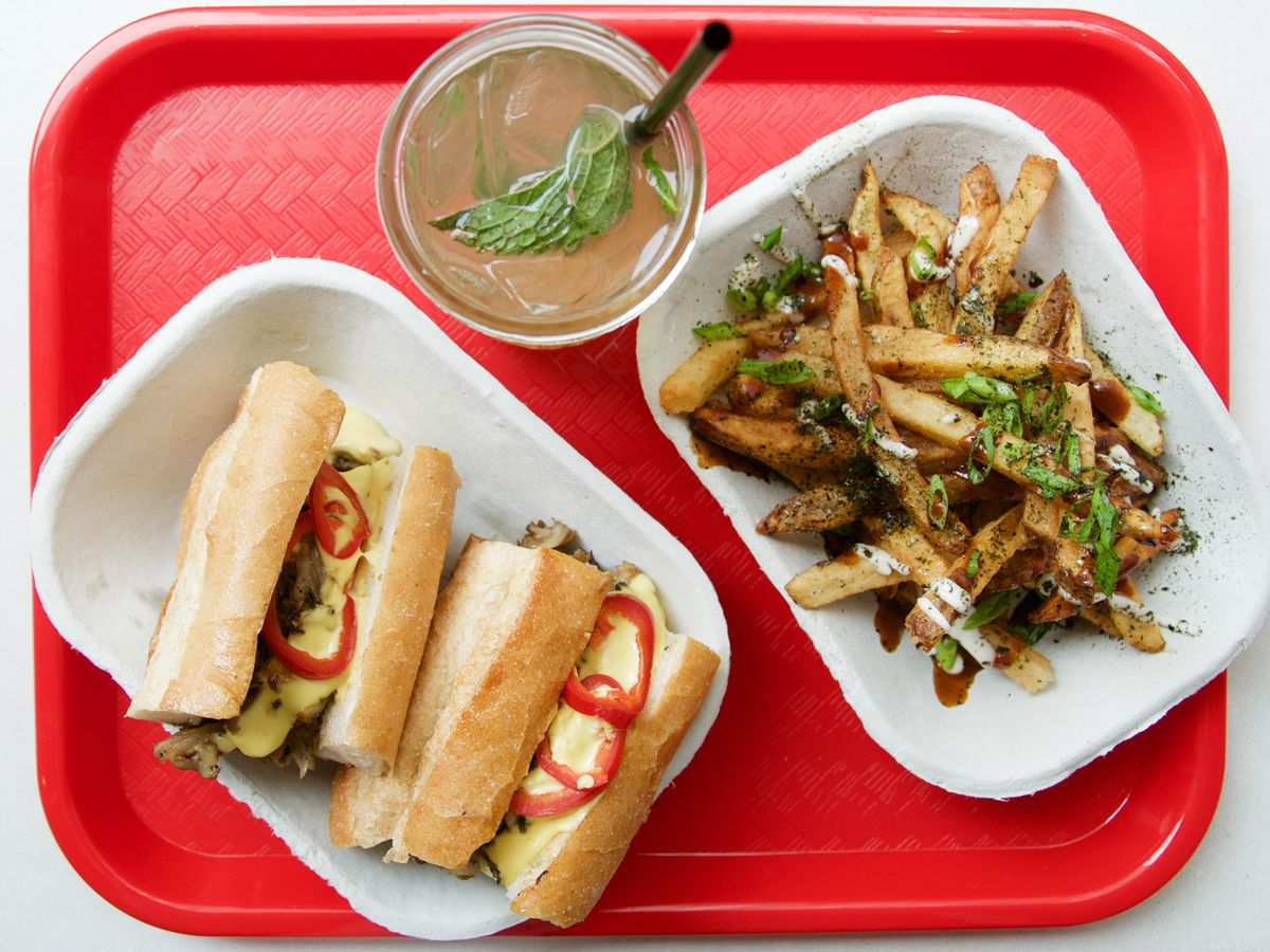 Where To Eat Vegan Cheesesteaks In Philly