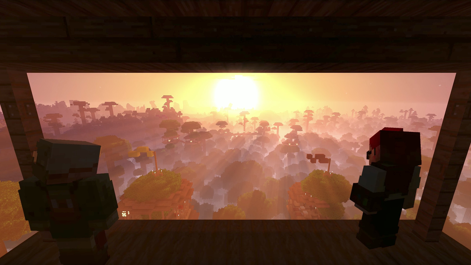 Minecraft is getting 'Super Duper' 4K graphics and cross
