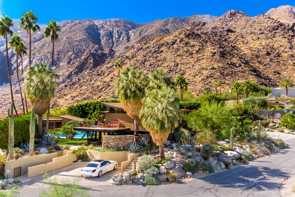 California Palm Springs Homes For Sale
