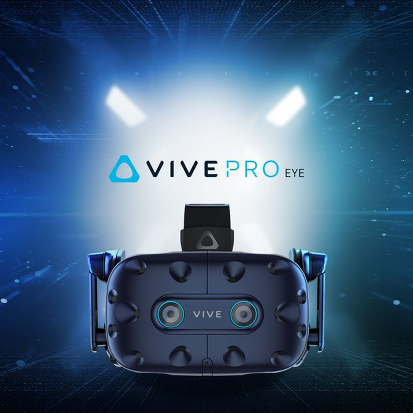 HTC's Vive Pro Eye headset steals its optimizations from