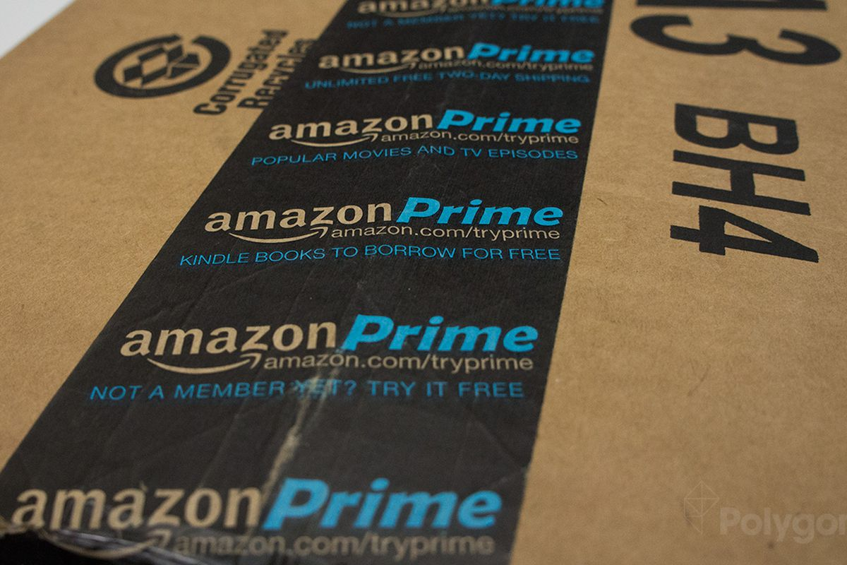 Amazon Prime members now get 20 percent off game pre-orders