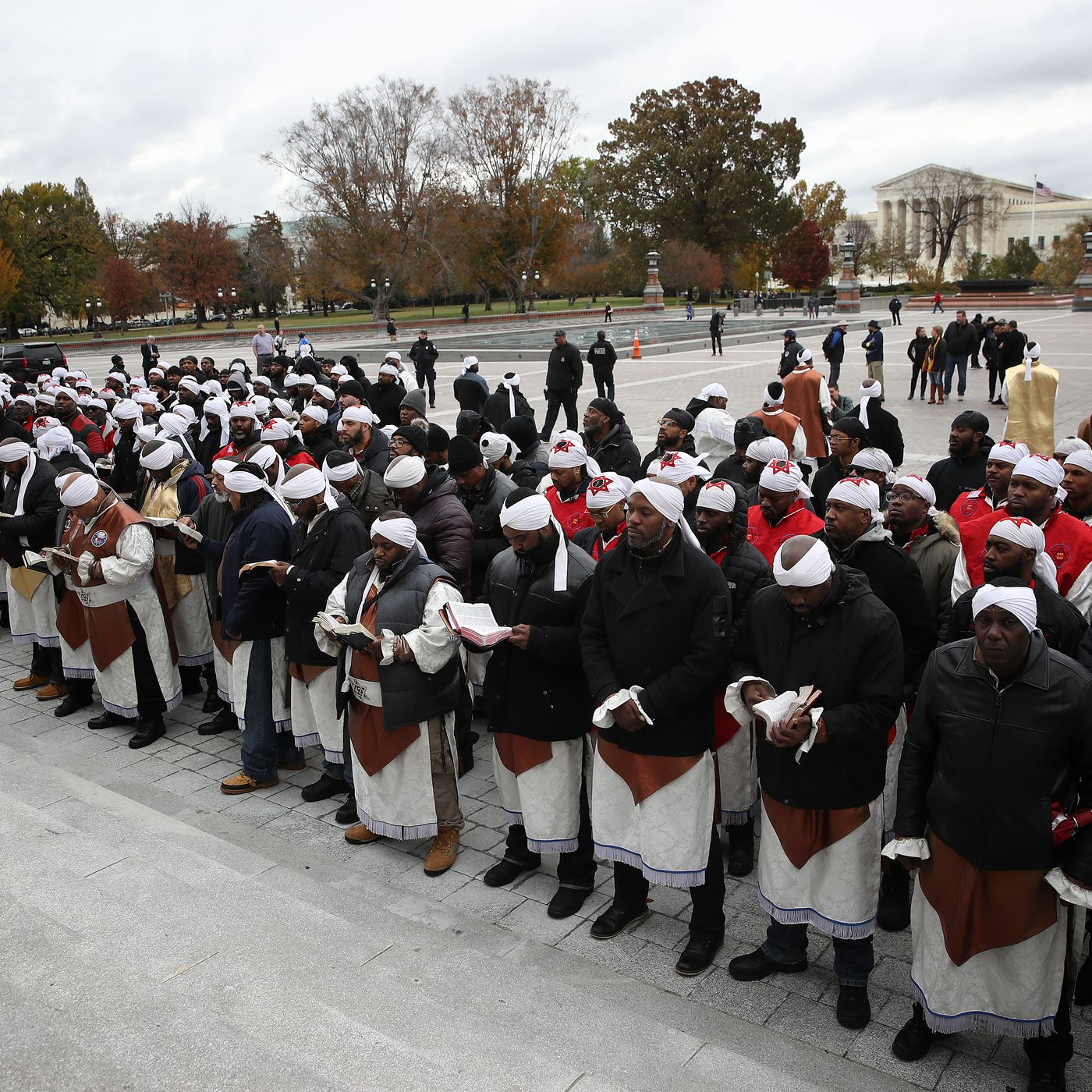 The Black Israelites' connection to the Covington story