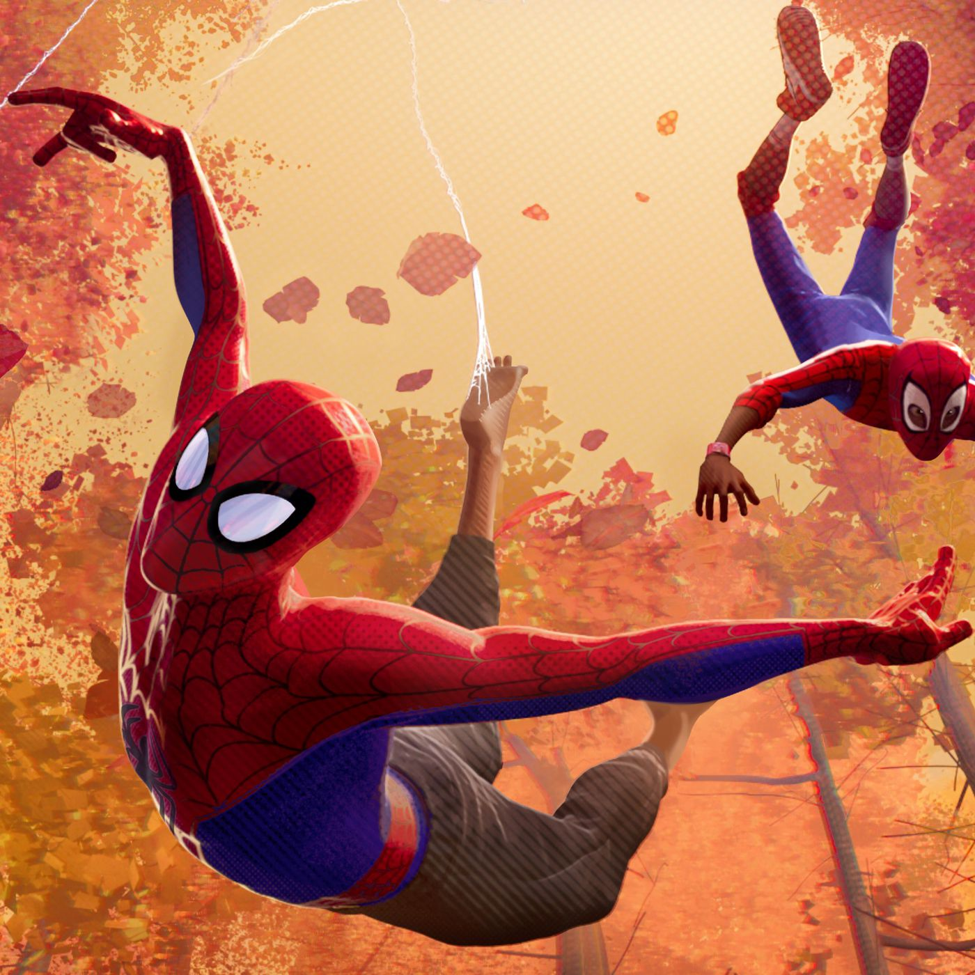 Spidersonas are a joyous celebration of Into the Spider