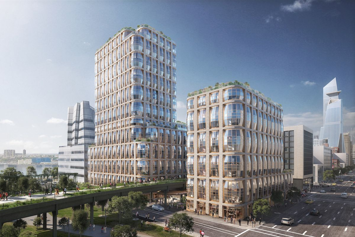 Related Taps Thomas Heatherwick To Design High Line