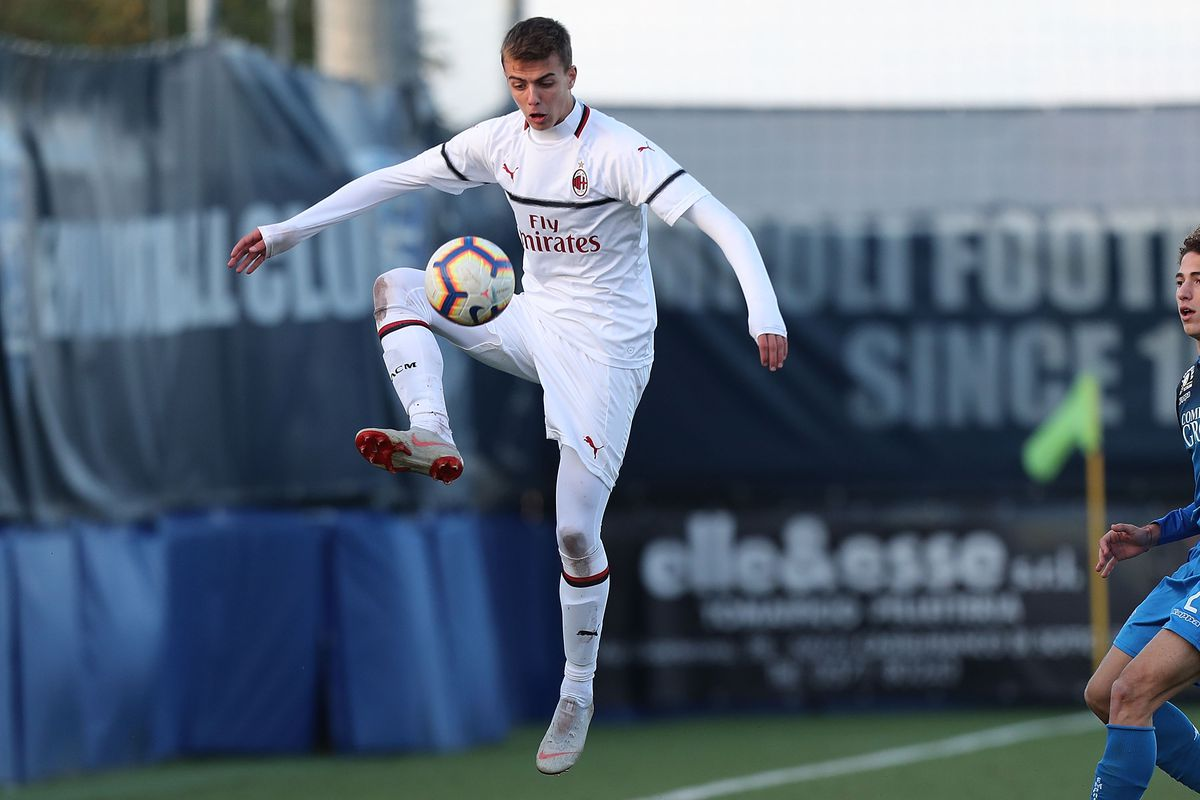 Empoli FC U19 v AC Milan U19 - Serie A Primavera