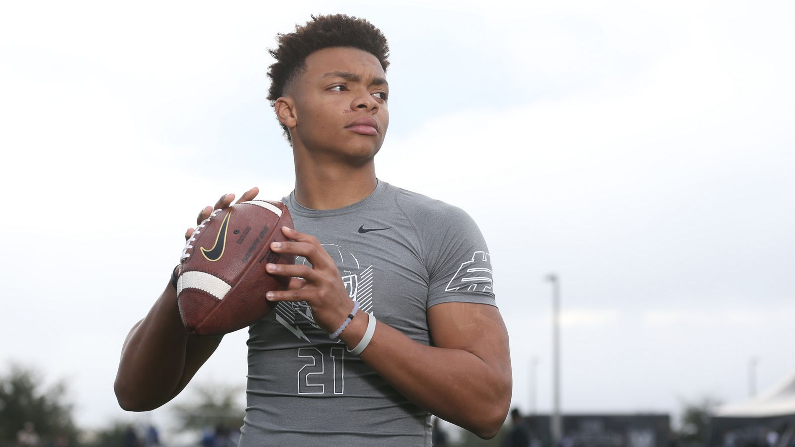 Florida State recruiting: Top QB target Justin Fields ...