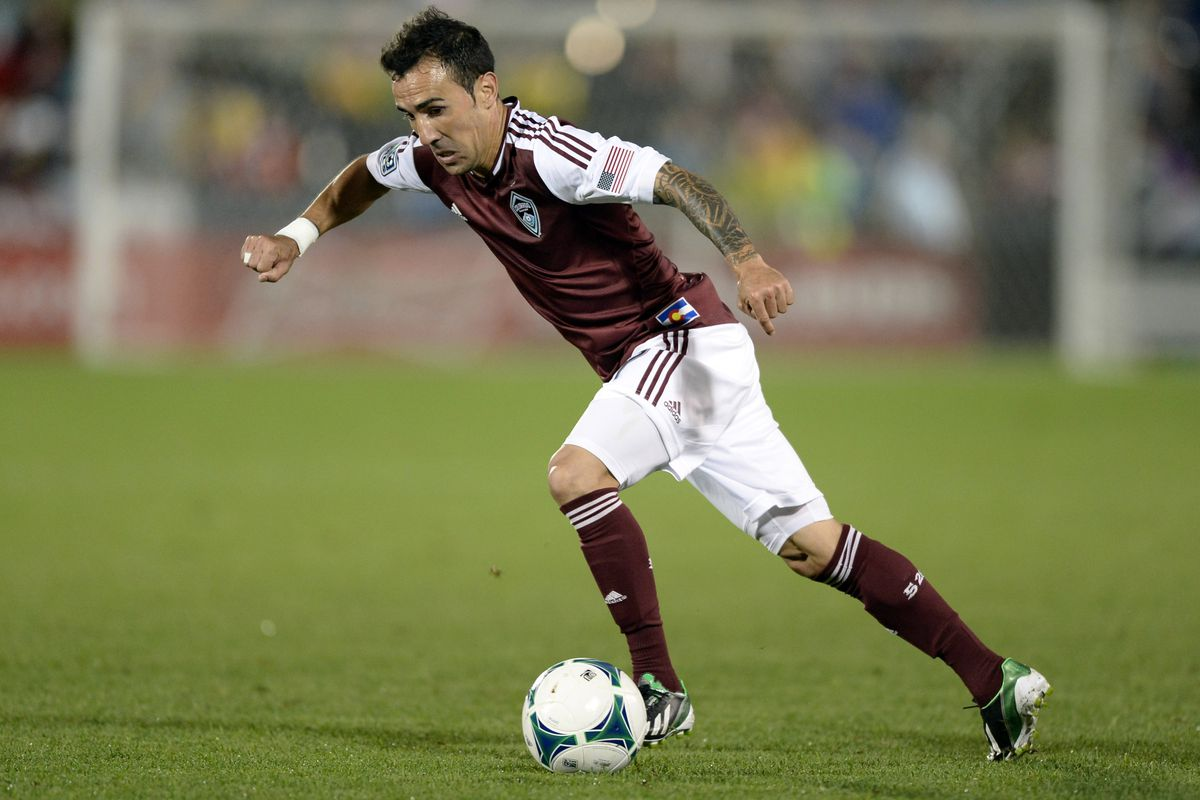 Can Sanchez lead the Rapids to the playoffs?