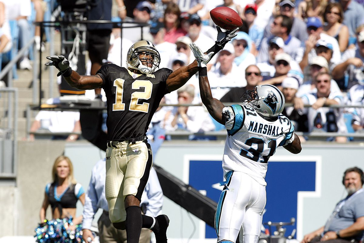 9ff86433 Saints at Panthers Series History: Nothing Could Be Finer than a Win ...